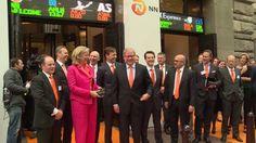 NN - Listing Day  Op 2 Juli 2014 ging Nationale Nederlanden (NN) naar de beurs. In het kader van deze 'Listing Day' werd een grote hoeveelheid aan video content geproduceerd: voor, tijdens en na het event.