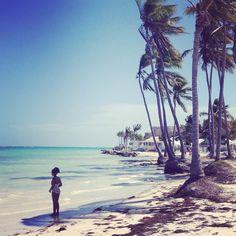 Juanillo Beach, Punta Cana, Dominikanische Republik