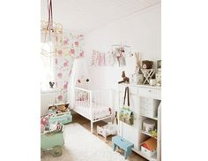 Nontraditional Eclectic Nurseries
