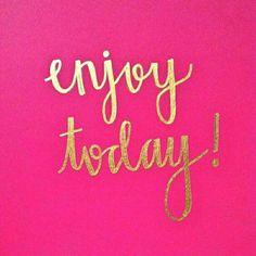 E N J O Y   T O D A Y    #notetoself #enjoytoday #enjoy #today #clothesmentor #cmparkmeadows #hotitemsdaily #namebrands #whypaymore #upscaleresale #resale #sale #allday #everyday #alldayeveryday #smile #shopclothesmentor