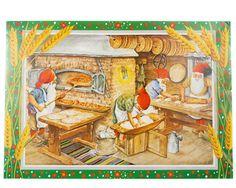 Julbonad BAKSTUGA Most Popular Artists, Scandinavian Christmas Decorations, Bloomsbury, Yule, Elves, Gnomes, Troll, Christmas Cards, Barn