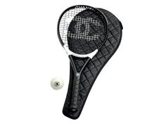 Tennis racquet from the Chanel Sports Collection