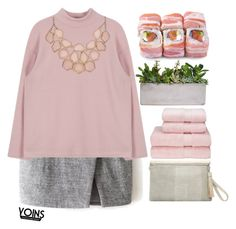 """#Yoins"" by credentovideos ❤ liked on Polyvore featuring women's clothing, women, female, woman, misses and juniors"