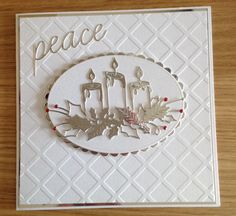 Memory box candles and memory box peace die