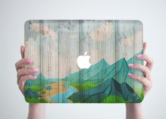 Wood MacBook Case MacBook Air 11 13 MacBook Pro by RealDesignRocks