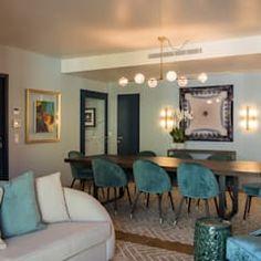 Salle à manger moderne par lee+mir moderne | homify Architecture, Furniture, Home Decor, Luxury Apartments, Dining Room Modern, Design Ideas, Arquitetura, Decoration Home, Room Decor