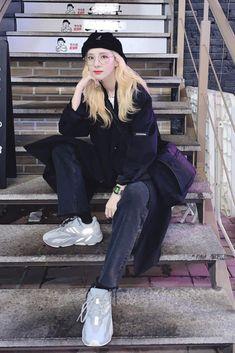 Sandara Park Fashion, Fashion Photo, Fashion Looks, 2ne1 Dara, Instyle Magazine, Cosmopolitan Magazine, Glamorous Dresses, Fandom, Korean Actresses