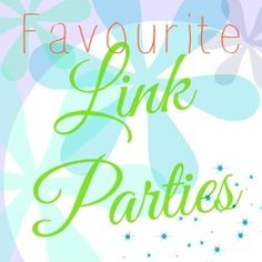 Looking for a quilting link party? Discover the best ones here! Weekly and monthly link parties are listed with details of what they're all about.