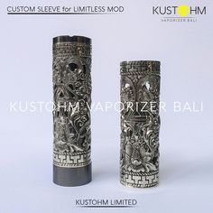 Balinese Style Engraving - Custom Sleeve for Limitless.
