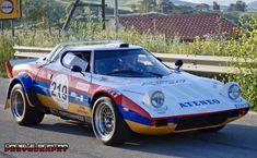 Lancia Stratos Runfola