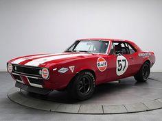 1967 Chevrolet Camaro Z28 Pre-production Trans Am Race Car