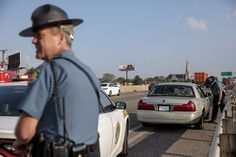With rising homicides in big cities, Republican governors intensify police patrols