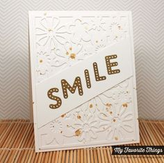 Bright Lights Alphabet Die-namics, Floral Fusion Cover-Up Die-namics - Amy Rysavy #mftstamps