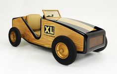 Swedish soapbox racer