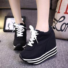 Giày cao cổ nữ - thoitrangoder