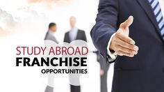 The study abroad industry has witnessed immense growth in the past few years and is a promising industry offering a lot of growth. If you are looking for some dynamic and challenging work that helps you boost your entrepreneurial skills then this is the perfect opportunity. https://goo.gl/1NQ8Ni  #studyabroad #Franchise #business #enterpreneurship