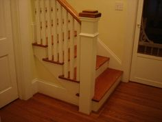 Newel Posts | Staircase rail and newel post - by PGreene @ LumberJocks.com ...