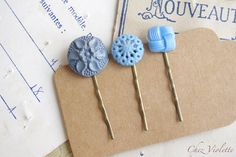 Blue morning by Paszkowski paper on Etsy