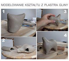 Jak zrobić ceramicznego konika. Ceramiczny konik. (cz.2) How to make a ceramic horse. Ceramic horse. Slavic horse. Pottery horse