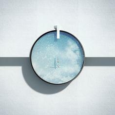 Surreal Minimalism Photography par l'artiste italien Michele Durazzi