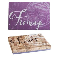 Rosanna // Vino and Fromage Serving Tray