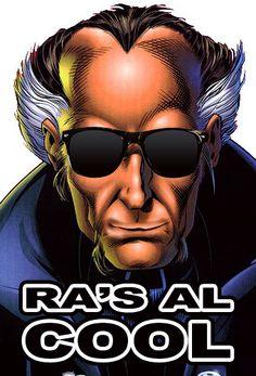 Ra's Al Cool