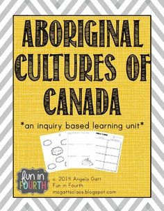 Do $5.50 you teach Social Studies in Canada?  Do you teach about Aboriginal Cultures?  You need this file!  It contains a variety of activities to meet your curriculum (especially if you teach grade 4 in British Columbia)!  You will get: Cultures/basic needs brainstorming charts for individual/small group/whole class use Black line masters for an aboriginal cultures research and poster presentation project Aborigin
