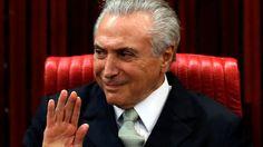 WikiLeaks acusa novo Presidente do Brasil de ser informador dos EUA