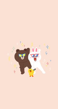 Dance with brown and cony