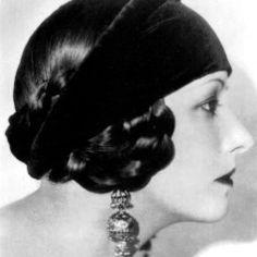20er Jahre Frisuren selbstgemacht – 1920er Frisur Ideen