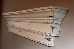 Spectacular Large Triple Tier Shabby by Junkin2Jewels on Etsy