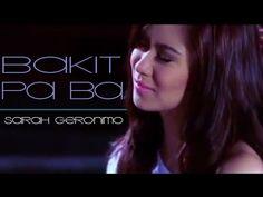 Sarah Geronimo - Bakit Pa Ba (Official Music Video)