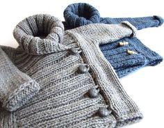 Expression of Knitting Booties – sevda – Willkommen in der Welt der Frauen Baby Knitting Patterns, Knitting For Kids, Crochet For Kids, Baby Patterns, Hand Knitting, Knit Crochet, Knitted Booties, Knitted Coat, Baby Boy Outfits