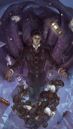 """The Outsider by Alteya.deviantart.com on @deviantART (When I see him I just imagine him saying """"Corvo"""", and just popping up.)"""