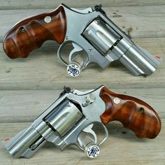 Ruger Revolver, Smith And Wesson Revolvers, Revolver Rifle, Smith N Wesson, 357 Magnum, Bushcraft, Lever Action Rifles, Fire Powers, Home Defense