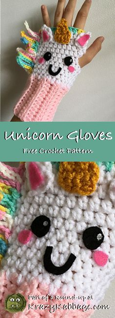 51 Ideas for crochet kids mittens free pattern projects Crochet Baby Mittens, Crochet Mittens Free Pattern, Free Crochet, Crochet Patterns, Crochet Hats, Irish Crochet, Hat Patterns, Crochet Ideas, Booties Crochet