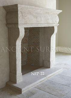 16 Best Antique Fireplace Mantels