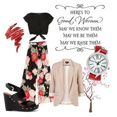 China Princess, created by oxette-romania on Polyvore