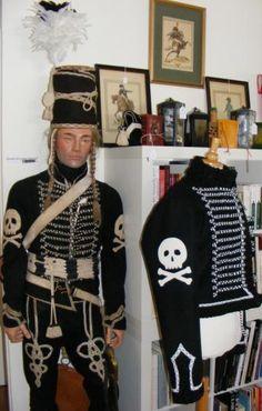 Hussard de la Mort Francais