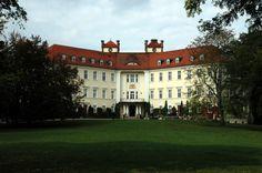 Lübbenau Castle, Lübbenau/Spreewald (Sorbian: Lubnjow/Błota), district of…