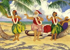 http://elayne001.hubpages.com/hub/Mele-Kalikimaka-or-Merry-Christmas-from-Hawaii