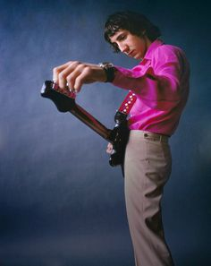 Pete Townshend photographed by Art Kane
