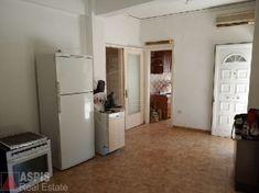 Πωλήσεις Διαμέρισμα 50 τ.μ. Κέντρο Top Freezer Refrigerator, Kitchen Appliances, Home, Diy Kitchen Appliances, Home Appliances, Ad Home, Homes, Kitchen Gadgets, Haus