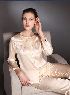 silk robes bridesmaids robes silk silk chemise nightwear    https://www.snowbedding.com/