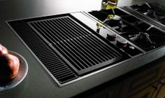 built in electric grill cooktop | The new indoor grills feature a ...