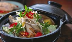 Red Lantern in Surry Hills, Sydney, New South Wales. Delicious Vietnamese food from a sustainable restaurant.