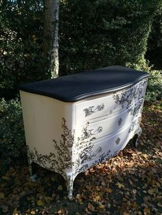 Pioneering secured shabby chic furniture dresser click this Decoupage Furniture, Hand Painted Furniture, Distressed Furniture, Refurbished Furniture, Paint Furniture, Repurposed Furniture, Shabby Chic Furniture, Furniture Projects, Furniture Makeover