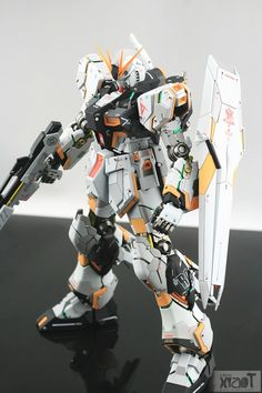 GUNDAM GUY: MG 1/100 Nu Gundam Ver. Ka. - Customized Build Posted