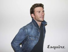 Scott Eastwood in the August 2016 issue of Esquire. Photo: Esquire/Terry Richardson