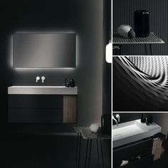 #Color Mood By Falper: #black As Style, Charm, Mistery. QUATTRO